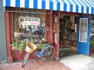 Blue Storefront Image